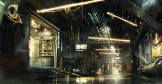 Deus Ex Mankind Divided - Screenshot (5)