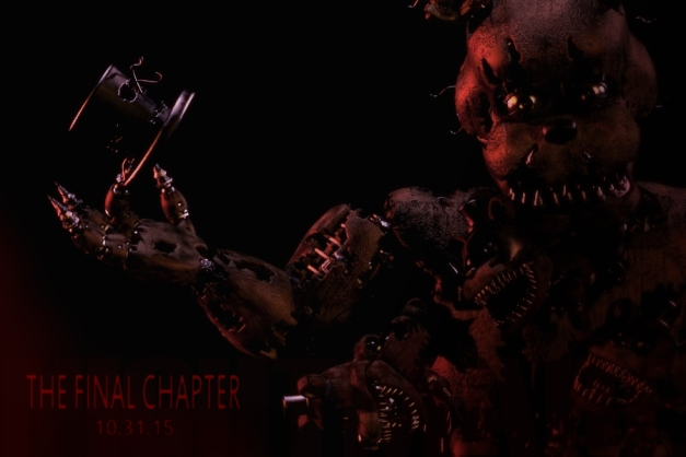 Five Nights at Freddy's 4 The Final Chapter - Imagen teaser