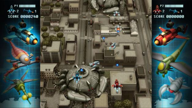 Full Blast (Wii U) - Screenshot (1)