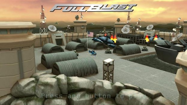 Full Blast (Wii U) - Screenshot (6)