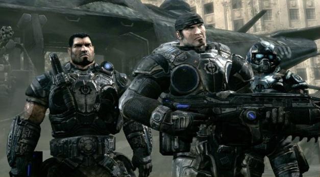 Gears of War (Xbox 360) - Screenshot