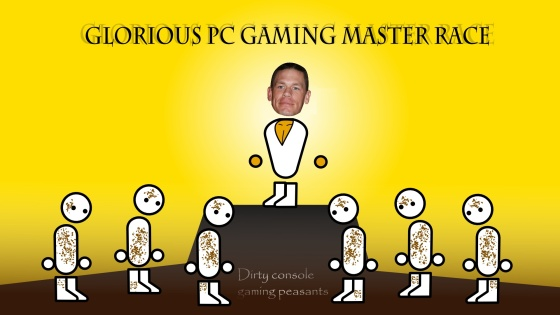 John Cena - Glorious PC Gaming Master Race