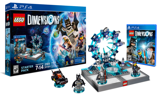 LEGO Dimensions- PS4 Starter Pack