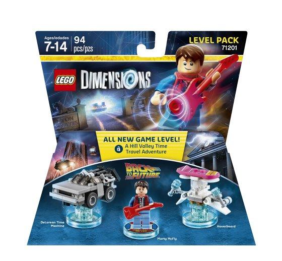 LEGO Dimensions - Set de Volver al Futuro