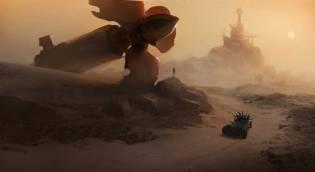 Mad Max - Arte conceptual (1)