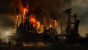 Mad Max - Arte conceptual (2)