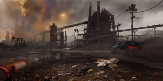 Mad Max - Arte conceptual (3)