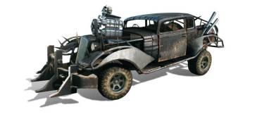 Mad Max - Arte conceptual (5)