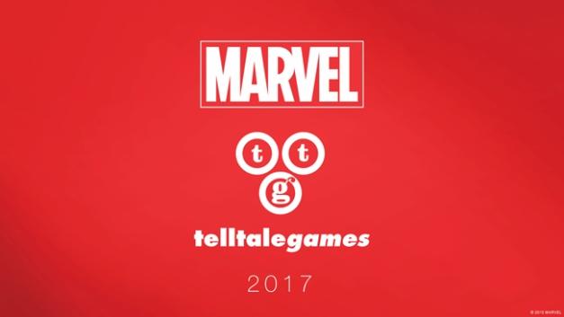 Marvel & Telltale Games - Proyecto 2017