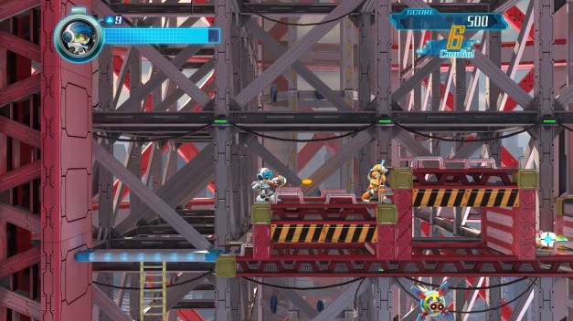 Mighty No 9 - Screenshot