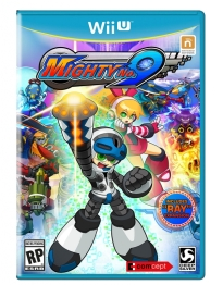 Mighty No 9 - Wii U Art box