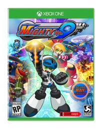 Mighty No 9 - Xbox One Art box