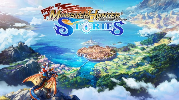 Monster Hunter Stories - Logo