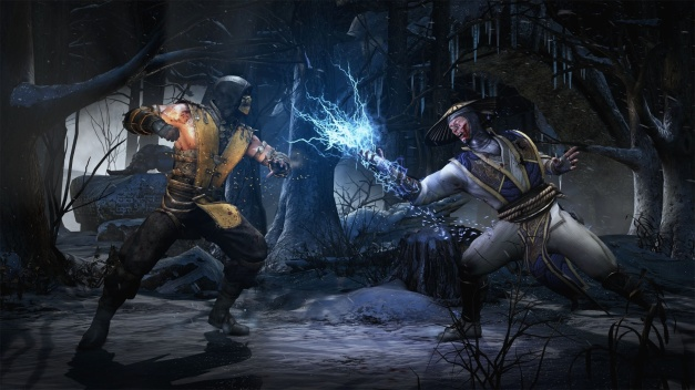 Mortal Kombat X - Screenshots
