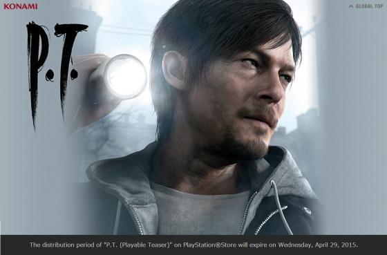 P.T. (Silent Hills) - Sale de la PlayStation Store
