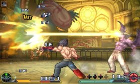 Project X Zone 2 (3DS) - Screenshot (1)
