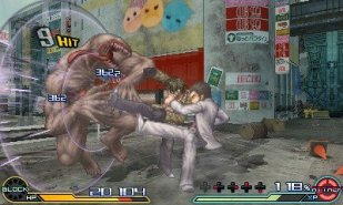 Project X Zone 2 (3DS) - Screenshot (12)