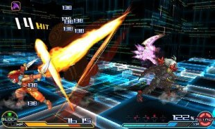 Project X Zone 2 (3DS) - Screenshot (3)