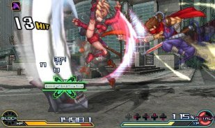 Project X Zone 2 (3DS) - Screenshot (4)