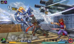 Project X Zone 2 (3DS) - Screenshot (5)