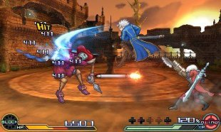 Project X Zone 2 (3DS) - Screenshot (7)