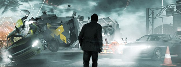 Quantum Break (Xbox One) - Retrasado