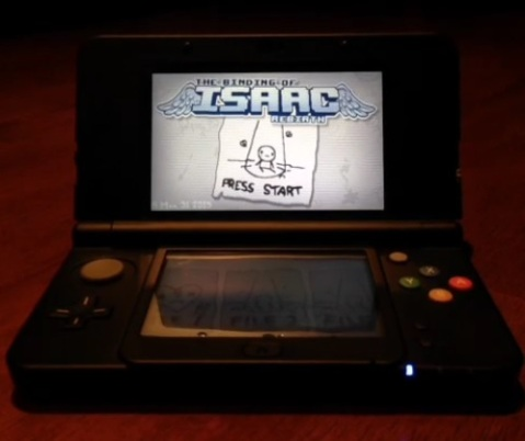 The Binding of Isaac Rebirth - New Nintendo 3DS