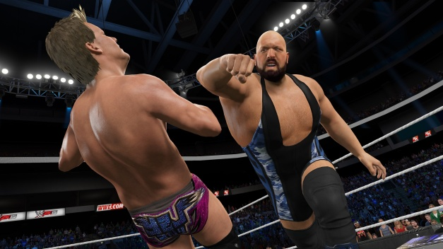 WWE 2K15 (PC) - Screenshot