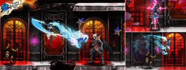 Bloodstained Ritual of the Night - Screenshots