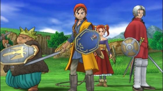 Dragon Quest VII (PS2) - Screenshot