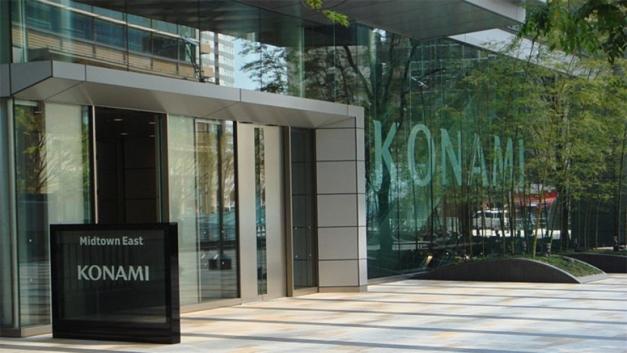 Konami - Edificio