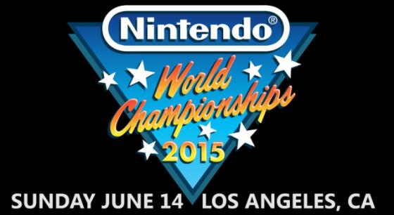 Nintendo World Championship 2015 - Logo