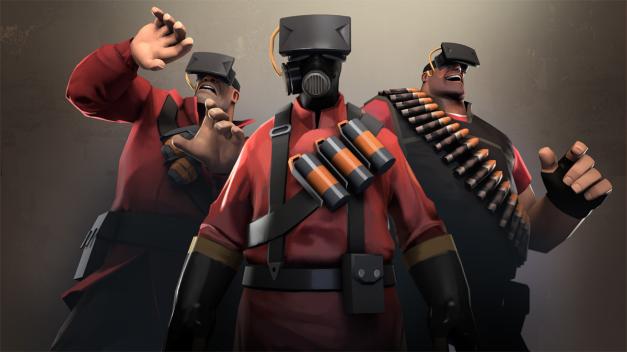Oculus Rift - Team Fortress 2