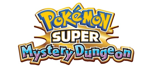Pokémon Super Mystery Dungeon - Logo