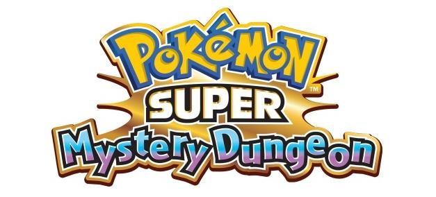 Pokémon Super Mystery Dungeon - Logo