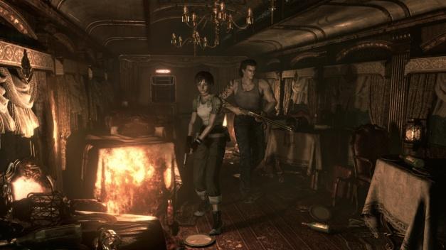 Resident Evil 0 - Remasterizado HD