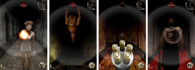 Silent Hill The Escape (iOS) - Screenshots