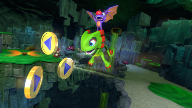 Yooka-Laylee - Screenshot (1)