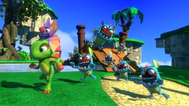 Yooka-Laylee - Screenshot (4)