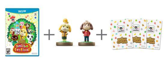 Animal Crossing amiibo Festival - Bundle
