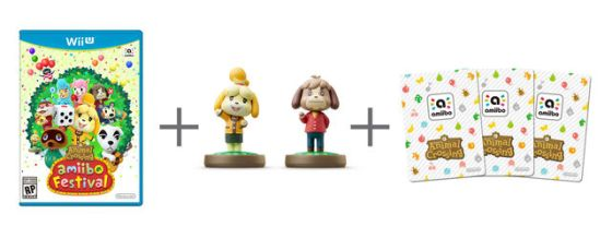 Animal Crossing amiibo Festival - Bundle