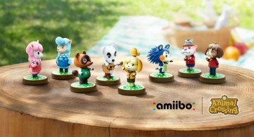 Animal Crossing amiibo series
