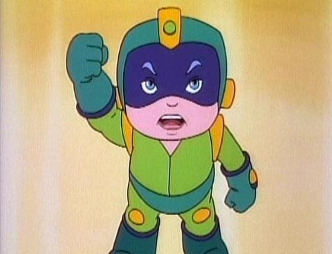 Captain N - Mega Man