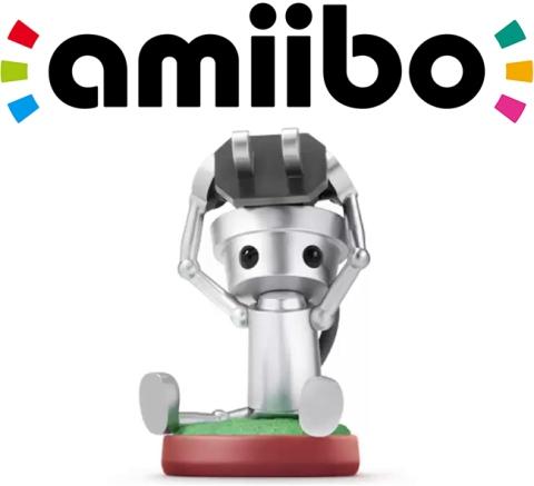 Chibi Robo - amiibo