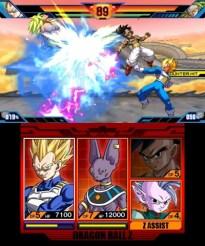 Dragon Ball Z Extreme Butoden (3DS) - Screenshot (2)