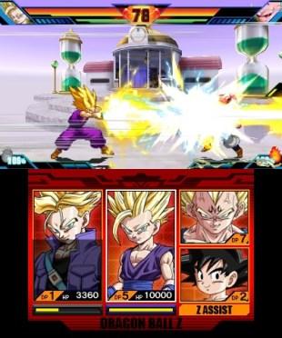 Dragon Ball Z Extreme Butoden (3DS) - Screenshot (4)