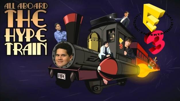 E3 2015 - Hype Train