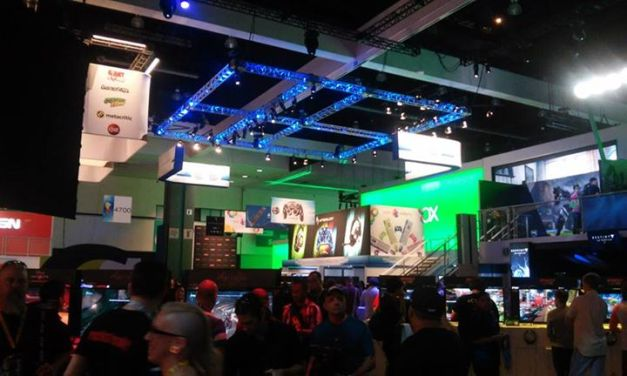 E3 2015 - Los Angeles  Convention Center (Microsoft booth)