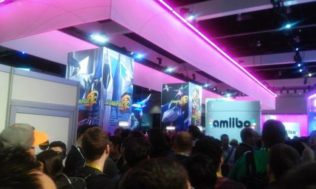 E3 2015 - Los Angeles  Convention Center Nintendo booth (Foto por Erick Ramirez)