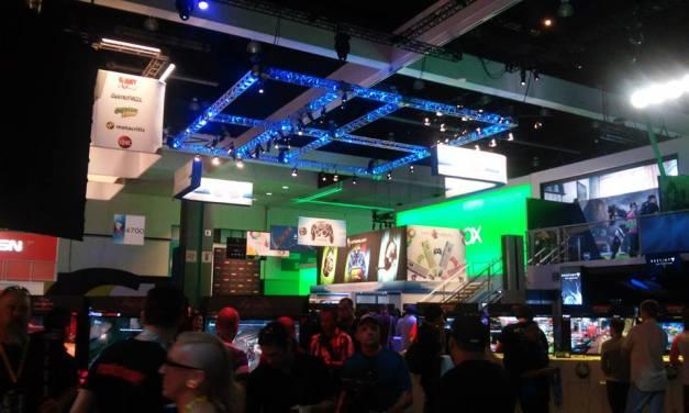 E3 2015 - Los Angeles  Convention Center (Foto por Erick Ramirez)
